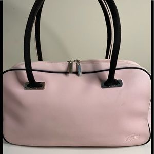 LACOSTE Bowling Bag, PINK